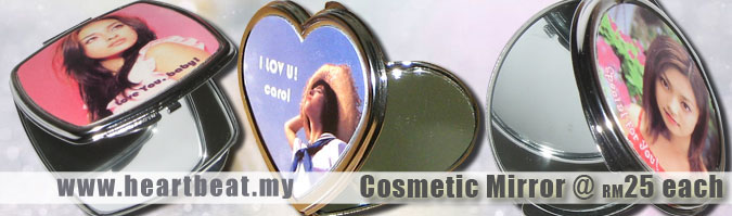 Cosmetic Mirror  Beauty Lady  Women Gift  Gift For Girl Friend