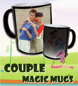 Couple Magic Mug