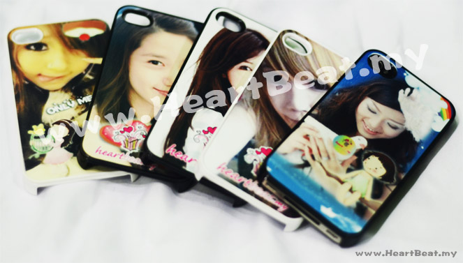 Customized iPhone 4/4S Casing