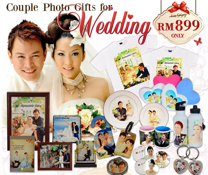 Wedding Photo Gift Package